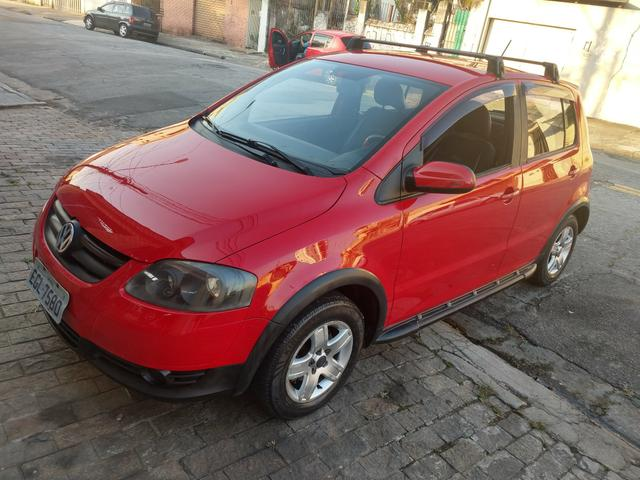 FOX 1.0 CROSS SUNRISE FLEX ( ANO 2010 ) * Completo - Ar condicionado - Foto 4