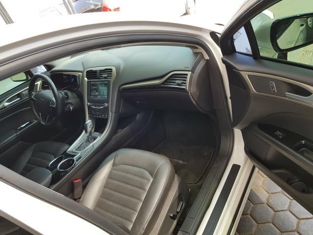 Ford fusion se motor 2.5 aut 13/13 unico dono com 66.092 km rodados - Foto 10