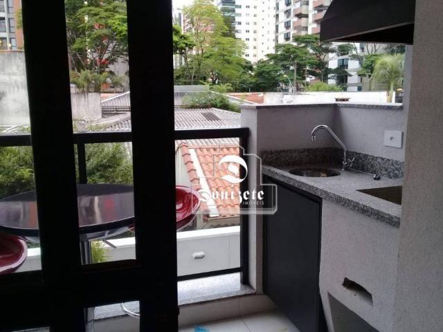 Apartamento à venda, 81 m² por r$ 515.000,00 - jardim - santo andré/sp - Foto 11