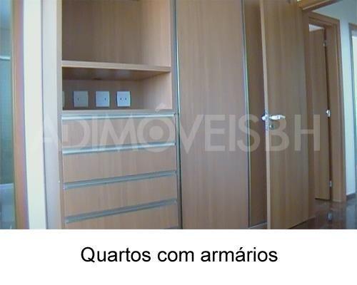 Apartamento à venda, 3 quartos, 2 vagas, gutierrez - belo horizonte/mg - Foto 6