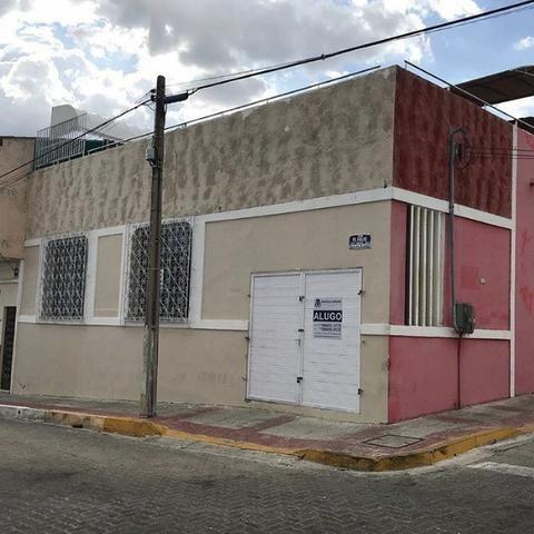 Alugo ponto comercial de esquina em Sobral