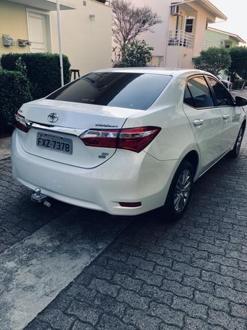 Vendo Corolla XEI 2017 40.000km - Foto 2