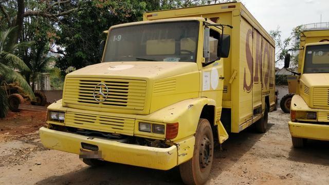 Oportunidade Baratos Caminhão Mercedes MB L1414 Ano 95 MB 1418 MB 1618 Ford 1215 Ford 1717