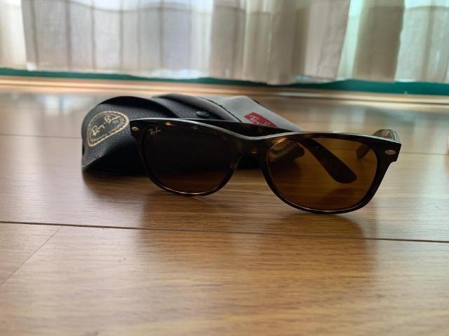 7713bffbf13ee Óculos de sol Ray-Ban Wayfarer Classic - Bijouterias