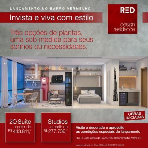 1 quarto e sala Barro Vermelho Novo Lançamento Imperdível - Foto 5
