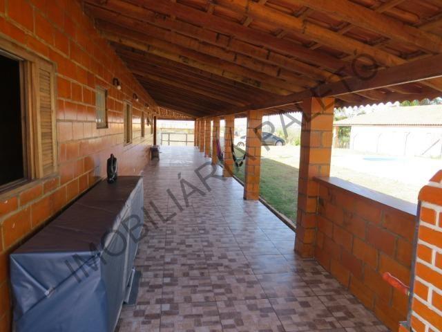 REF 225 Chácara 1187 m², casa novinha, ampla piscina, Imobiliária Paletó - Foto 14