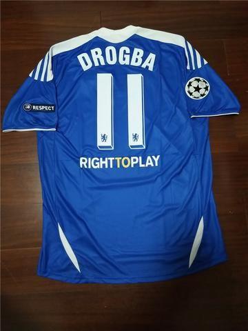 f06fd9b1f2f20 Camisa Chelsea Liga dos Campeões da Europa 2012 Original Adidas ...