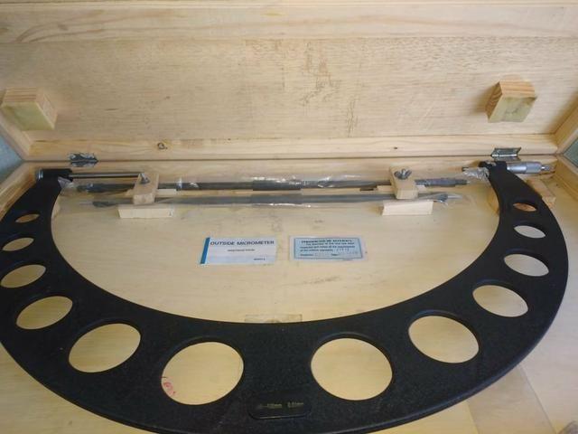Micrômetro 500 mm
