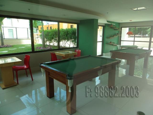 Apartamento 105m, 3/4, 2 vagas, andar alto, Capim Macio, Natal, RN - Foto 9