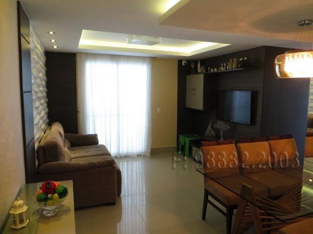 Aceita Troca, apartamento, 92m, 3/4, Lacqua, andar alto, sombra, 2 vagas, Neopolis - Foto 3