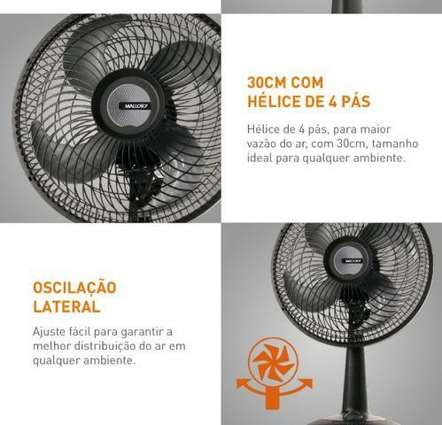 Mega Promoção* Ventilador Eco ( Mallory )