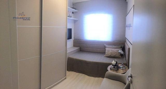 Apartamento com 2 dormitórios à venda, 61 m² por R$ 213.000,00 - Pioneiros Catarinenses -  - Foto 9