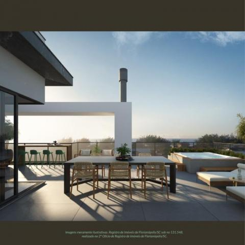 Apartamento com 2 dormitórios à venda, 68 m² - campeche - florianópolis/sc - Foto 3