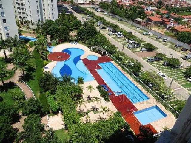 Aceita Troca, apartamento, 92m, 3/4, Lacqua, andar alto, sombra, 2 vagas, Neopolis