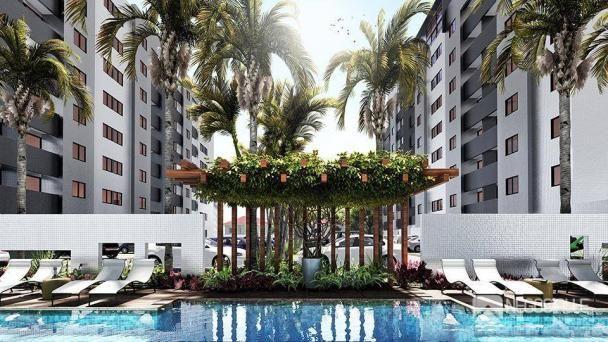 Apartamento com 02 dormitórios com excelente estrutura de lazer no bairro dos Bancários - Foto 3