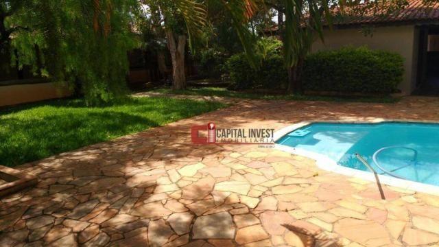 Chácara com 3 dormitórios para alugar, 2600 m² por R$ 5.500,00/mês - Jardim Roseira de Cim - Foto 3