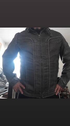 Jaquetas couro masculino p m g gg - Foto 3