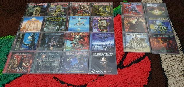 Iron Maiden Discografia completa + Bonus - Foto 4