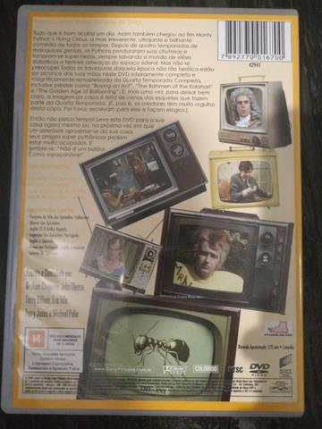 DVD Monty Python's Flying Circus Tem 4 Completa - Foto 2