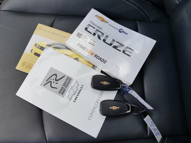 Cruze LT turbo 2018/18 27mil km - Foto 8