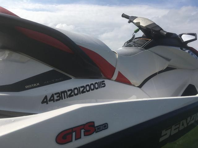 Jet SKI 2012 bem cuidado - Foto 4