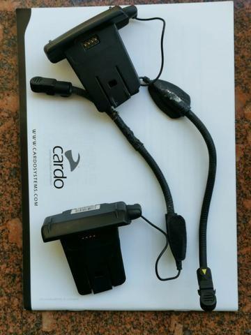 Comunicador Coda Q1 Piloto - Garupa - Foto 3