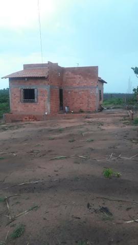 Vendo casa na cidade de Matões MA - Foto 2