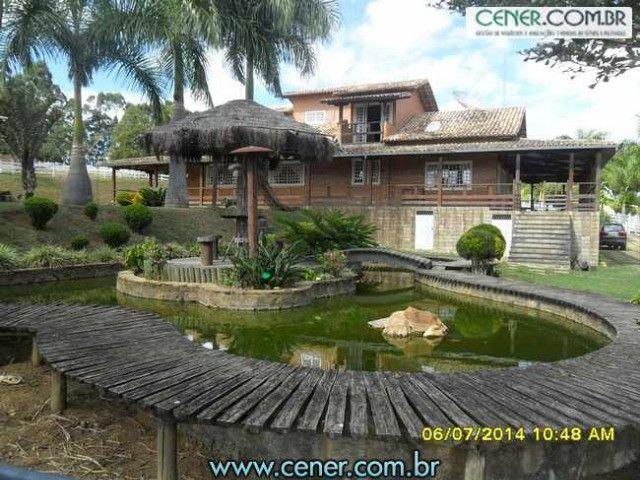 1560/Maravilhosa fazenda de 220 ha com linda sede - ac imóveis em BH - Foto 2