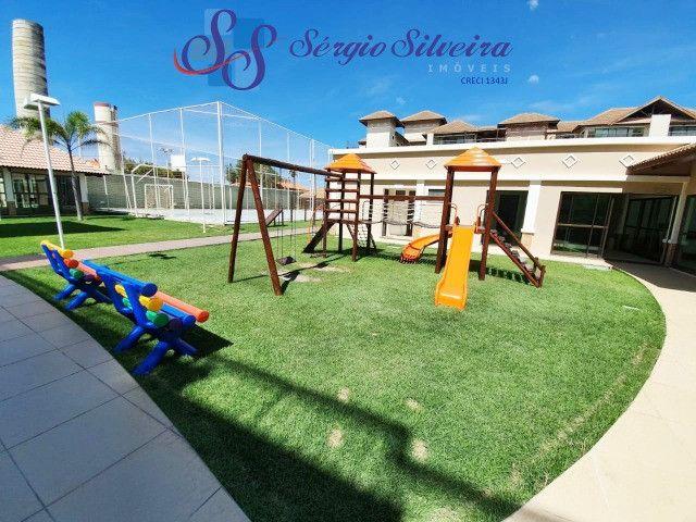 Cobertura duplex mobiliada no Mediterranée Residence no Porto das Dunas com 3 suítes - Foto 20
