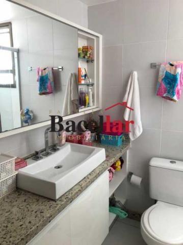 Cobertura à venda com 3 dormitórios em Tijuca, Rio de janeiro cod:TICO30224 - Foto 15