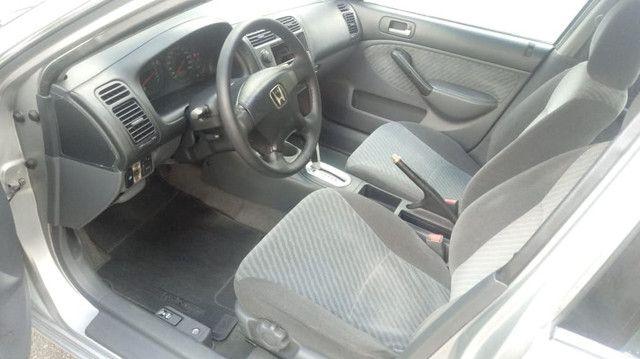 Civic 2001 Automático  - Foto 6