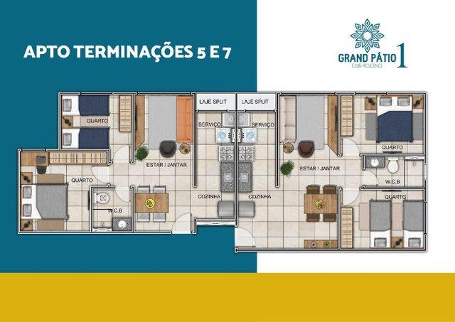 Lançamento Telesil (Grand Patio 1) com desconto de 20 mil reais na entrada!! aproveite - Foto 7