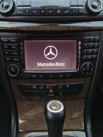 Mercedes Benz E350 V6 Blindada - Foto 15