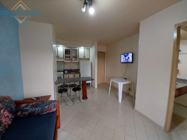 Apartamento de 1 quarto mobiliado Por R$ 110 mil - Foto 2