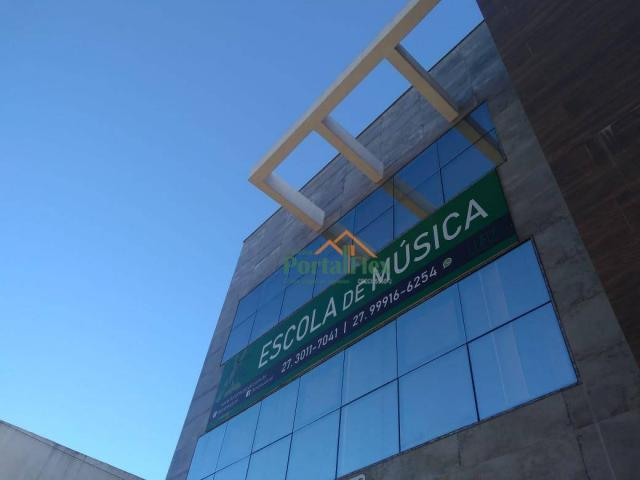 Sala para alugar, 150 m² por R$ 2.500,00/mês - Morada de Laranjeiras - Serra/ES - Foto 8
