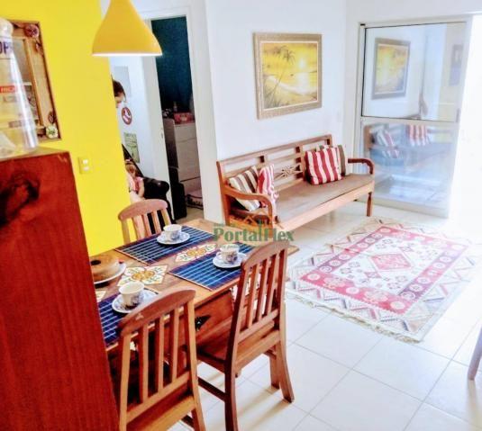 Apartamento com 2 dormitórios à venda, 62 m² por R$ 240.000,00 - Valparaíso - Serra/ES - Foto 2