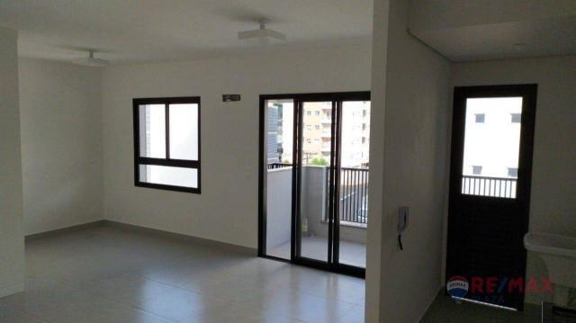 Apartamento com 1 dormitório para alugar, 42 m² por R$ 1.400/mês - Jardim Redentor - São J - Foto 6