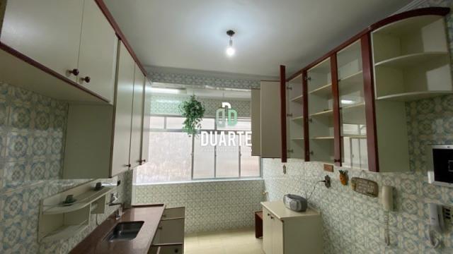 Vendo apartamento 1o. andar, frente, varanda, escada, 76m2 úteis, Campo Grande, Santos, SP - Foto 16