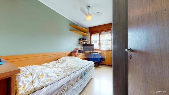 Apartamento com 3 dormitórios à venda, 120 m² por R$ 649.000 - Jardim Lindóia - Porto Aleg - Foto 20