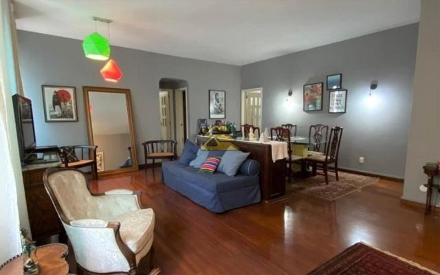 Apartamento à venda com 3 dormitórios em Leblon, Rio de janeiro cod:SCVL3268 - Foto 20