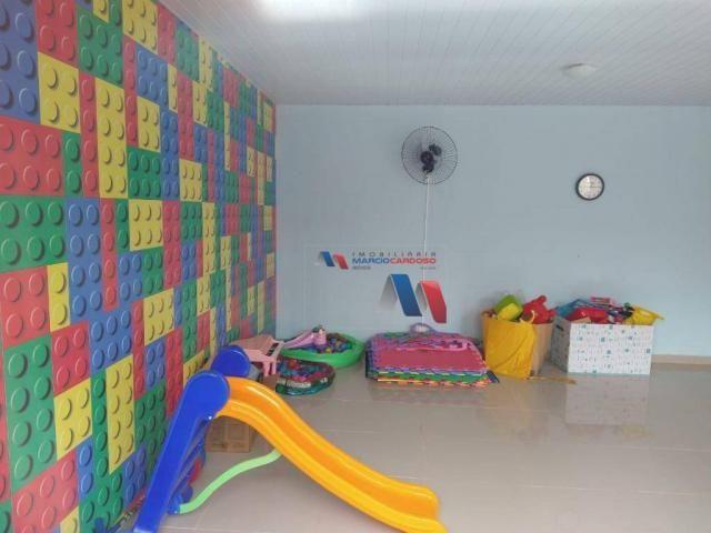 Apartamento com 2 dormitórios à venda, 50 m² por R$ 140.000,00 - Rios di Itália - São José - Foto 9