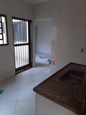 Edícula com 1 dormitório para alugar, 30 m² por R$ 800,00/mês - Vila Maceno - São José do  - Foto 17