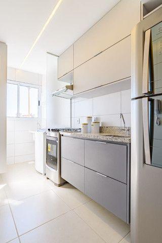 Apartamento de 2 quartos em Samambaia c/ semi suíte - Foto 3