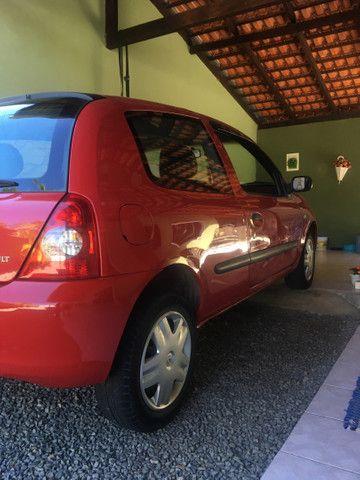 Clio 2007 Authentique 3p 1.0 16V Basico - Foto 7