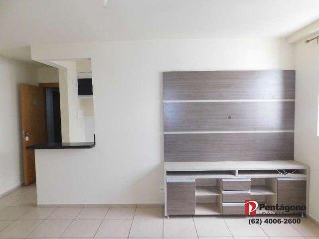 Apartamento para alugar com 2 dormitórios em Vila redenção, Goiânia cod:24083 - Foto 3