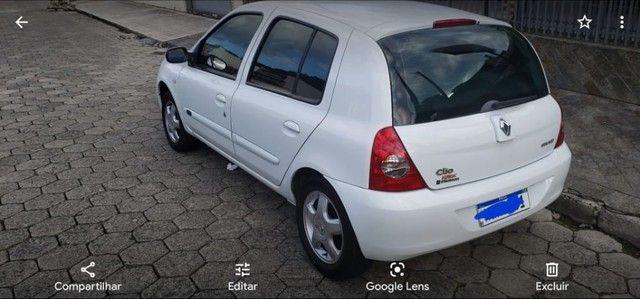 Renault Clio Previlege 1.0 16v completo no GNV - Foto 2