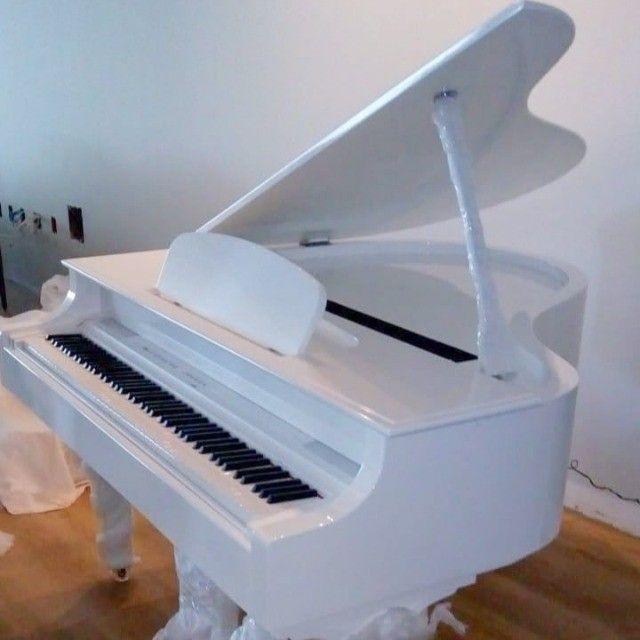 Piano Digital Eloah órgãos eletrônicos com calda  - Foto 3