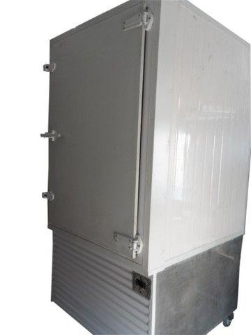 Ultracongelador  tunel de congelamento.aceita carro