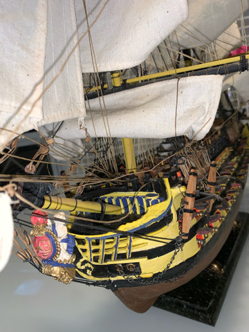 Caravela HMS Victory  - Foto 3