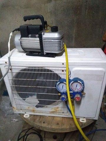 Conserto e instalação de ar condicionado/conserto em máquina de lavar e tanquinho. - Foto 5